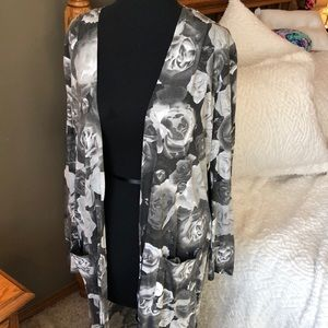 NWT floral duster